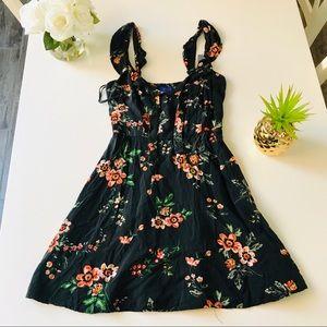 Aeropostale Medium Floral Dress